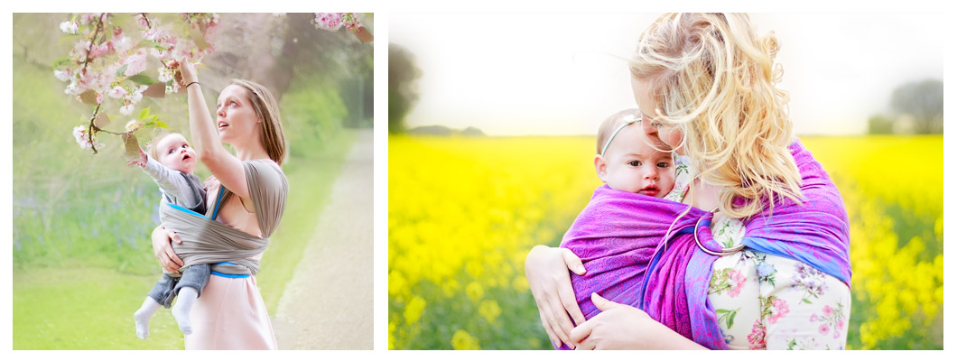 Babywearing & Breastfeeding