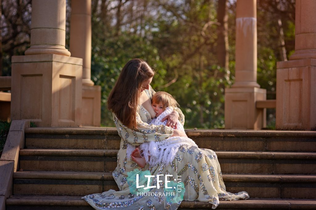 breastfeeding life lived photography