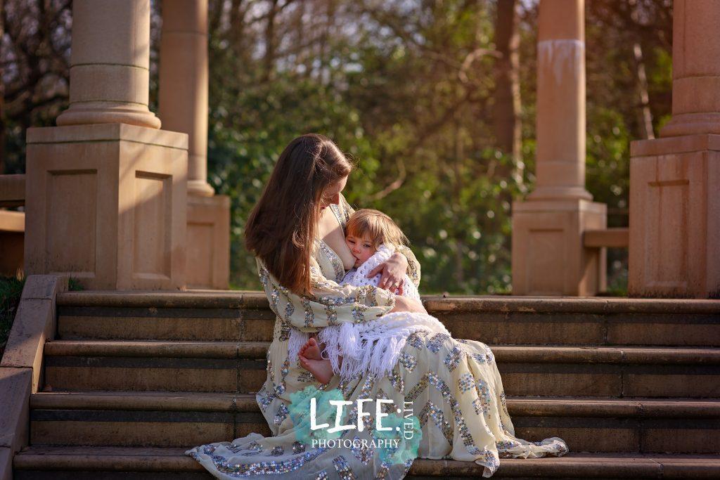 breastfeeding life lived photography
